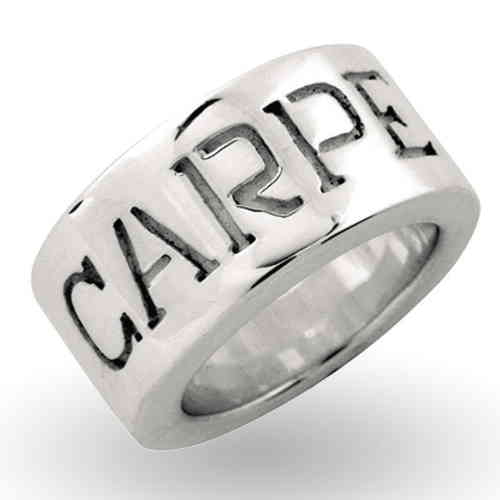 Eyecatcher Ring - CARPE DIEM
