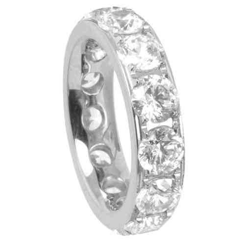 Eyecatcher Ring Memoire 5 mm