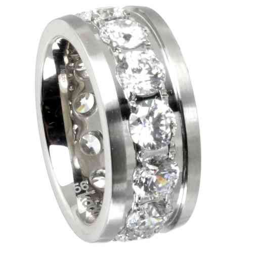 Eyecatcher Ring Memoire 10 mm