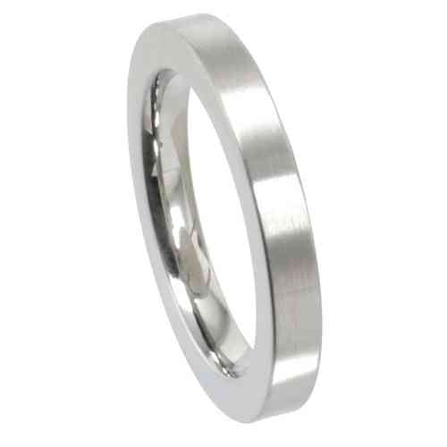 Ring Square 3 mm matt