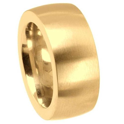 Bandring PVD Gold 10 mm