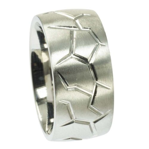 Bandring Engrave 10 mm