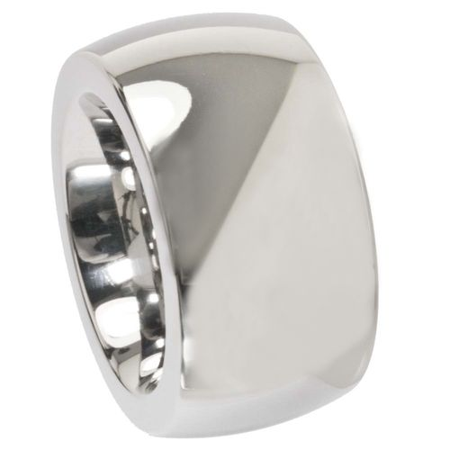 Eyecatcher Bandring - Supersize - 16 mm - poliert